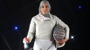 Why the US's First Hijab-Wearing Olympian Refuses to Compete Without It