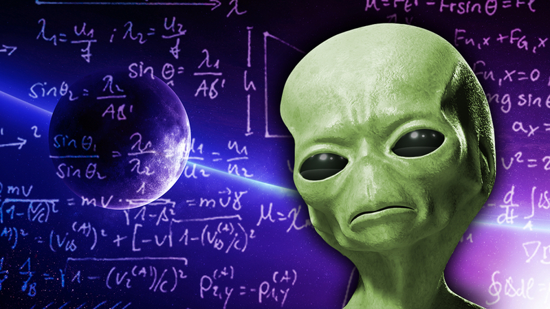 why aliens exist